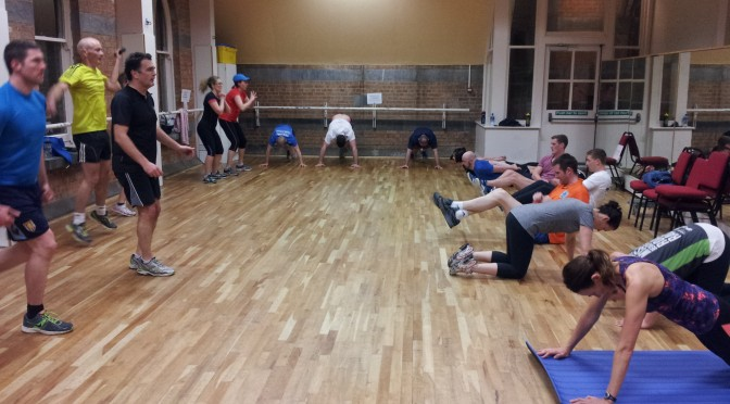 Strength & Conditioning Class