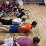 Strength & Conditioning Class 28-01-2014