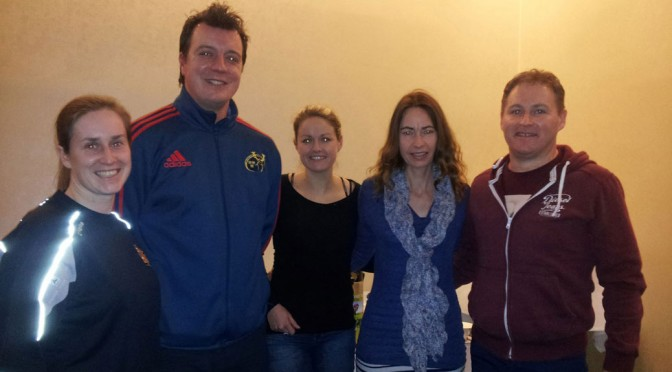 Tralee Triathlon Club Lecture Series