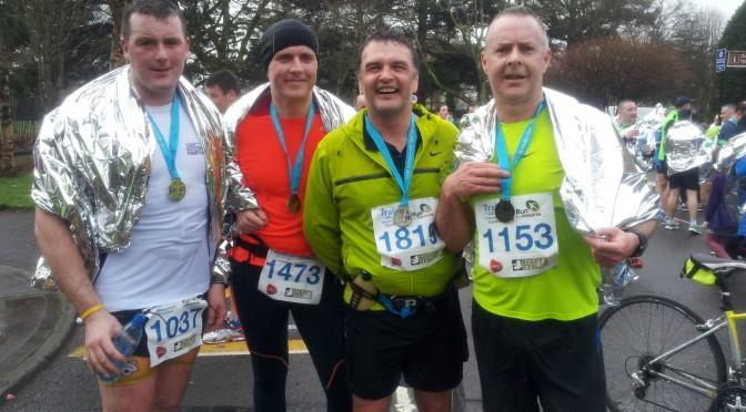 Tralee Marathon & Half Marathon