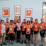 Tralee Triathlon Club - Cycle Against Suicide 2014