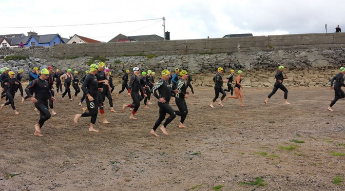 Tralee Triathlon Club Aquathon Series