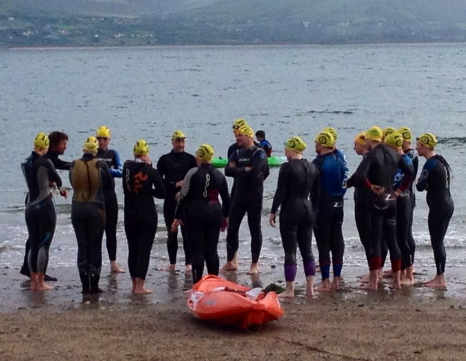 Open Water Swimming Lessons