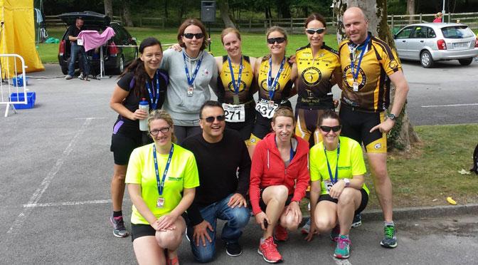 Killarney Triathlon 2014