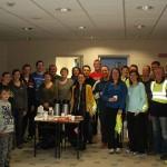 Indoor Aquathon Participants