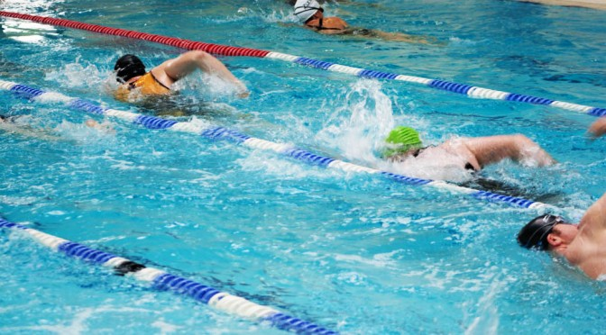 Aquathon this Sunday!