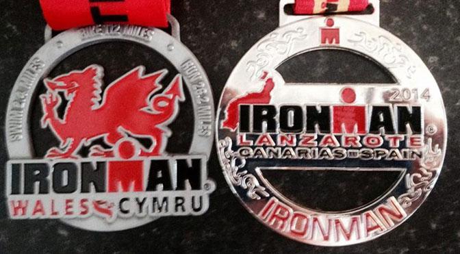 Ironman Medals
