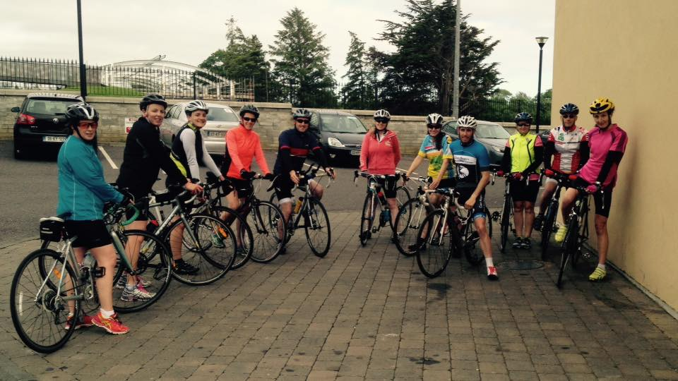 cian and cycling group