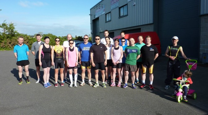Tralee Tri Club Duathlon Series with Kingdom Endurance