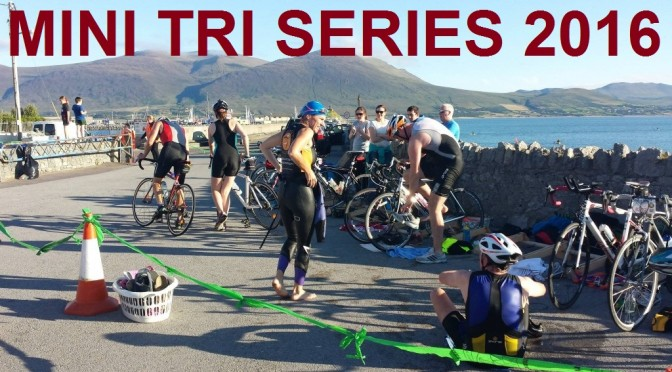 Tralee Tri Club Mini Tri Series 2016