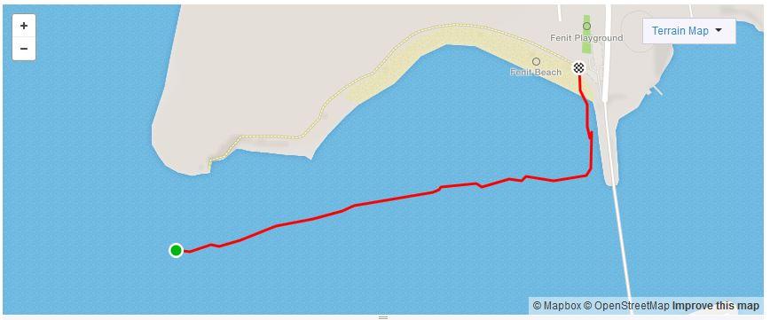 Tri Kingdom Come 750m Swim